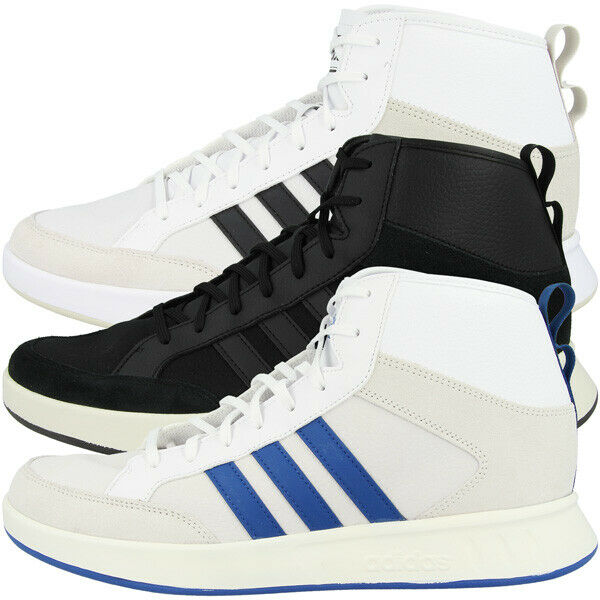Adidas Court 80S Mid Cut Schuhe Men Herren Freizeit Sport Sneaker Turnschuhe