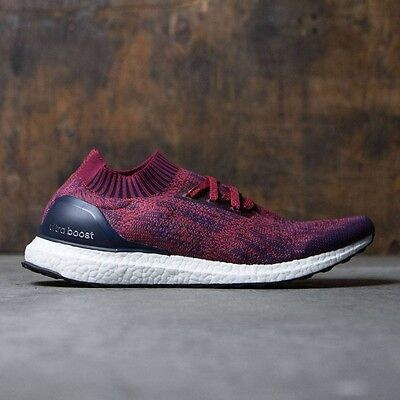 best loved 9313b 0aa93 Adidas Ultra Boost Uncaged Red Burgundy Size 9. BA9617 NMD Yeezy PK   eBay