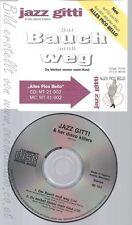CD--JAZZ GITTI & HER DISCO KILLERS --- DER BAUCH MUß WEG