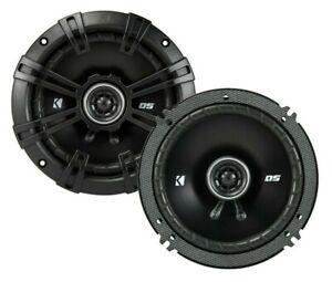"""Kicker DS Series 6.5"""" 2-Way 240W Car Speakers *43DSC6504"""