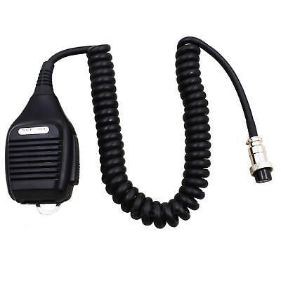 Genuine For Kenwood MC43S Mic 8 PIN Dynamic Button Handheld Radio Microphone