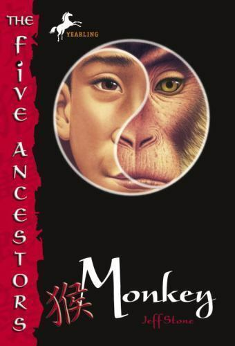 Monkey (The Five Ancestors, Book 2) by Stone, Jeff