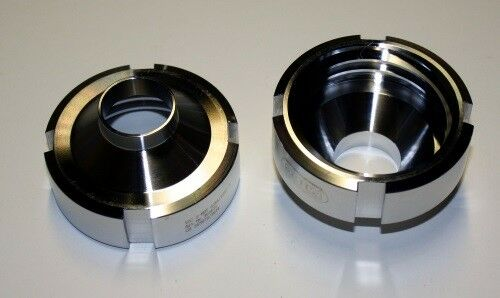 IBC Adattatore v4a-dn50 s60x6 IG a fine di saldatura 29x1,5 mm