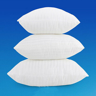 1Pc Pillow Core Sofa Cars Cushion Pillow Filling Cotton-padded Cushion Inner