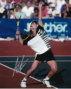 Andre Agassi Autographed Signed 8x10 Photo REPRINT