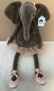 NEW-Jellycat-Large-Dancing-Darcey-Elephant-Tutu-Soft-Toy-Baby-Comforter-BNWT