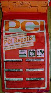 PCI-Repafix-5-kg-Reparaturmoertel-Modelliermoertel-Flickmoertel-Beton-Boeden-Treppen