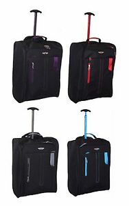 Ryanair-Easyjet-Flybe-Cabin-Approved-Flight-Trolley-Suitcase-Luggage-Case-Bag-UK