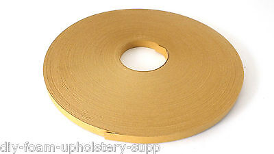 Full 137 metre fibre back tacking strip 13mm wide UPHOLSTERY SUPPLIES