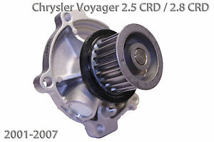 15c5aa3a0 La imagen se está cargando Chrysler-Voyager-2-5-CRD-2-8-CRD-