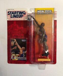 1994 NBA Starting Lineup Charles Barkley Phoenix Suns Action Figure