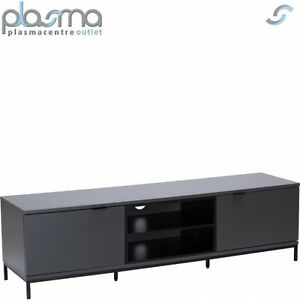 0104a8151132 Alphason Chaplin 1600 TV Stand for TVs up to 72