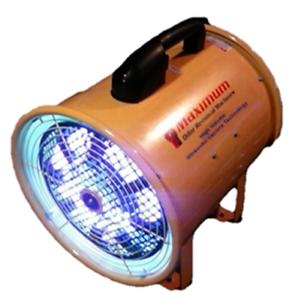 Maximum HG-6400 High Volume Hydroxyl Generator Odor Removal Machine