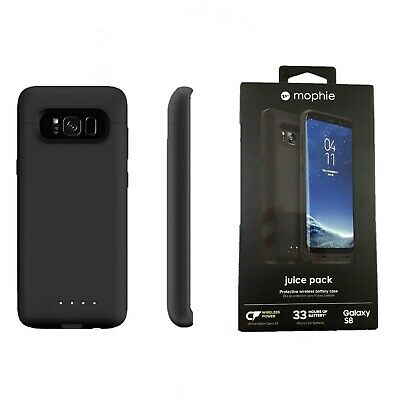 sale retailer db2b5 baac0 NEW Mophie Juice Pack Battery Case Samsung for Galaxy S8 2,950 mAh  810472039930 | eBay