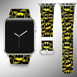 Batman Apple Watch Band 38 40 42 44 mm Series 5 1 2 3 4