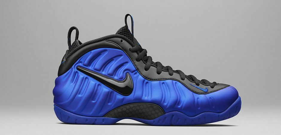 2018 Nike Air Foamposite Pro Hyper Cobalt Blue Comfortable Comfortable and good-looking