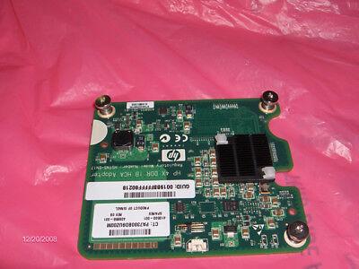 HP 410500-001 Infiniband PCI Express Dual Port X4 Mezzanine Card 406855-001