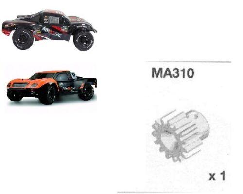 MA310 Motor Gear 15T Ersatzteil AMEWI AM10SC Short Course
