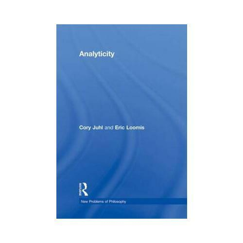 Analyticity by Cory Juhl, Eric Loomis