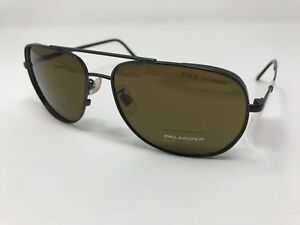 8f631214382c Polo Ralph Lauren 3059 9012 83 Polarized Sunglasses 60 15 135 Bronze ...