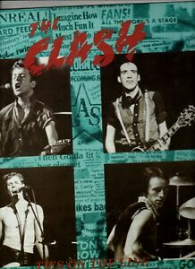 THE-CLASH-Ties-on-the-Line-LP-PUNK-ROCK-Demos-Outtakes