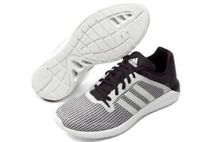 Details about Adidas Climacool Fresh 2.0 Running Shoes Black White Womens Size 9