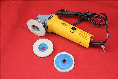 3pcs/set Wool Polishing Wheel Buffing Grinding Pad Felt Rotary Polisher Tool