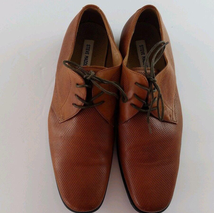 654371e91f2 Steve men formal brown size 10.5 shoes Madden ntdjqu9155-Dress Shoes ...