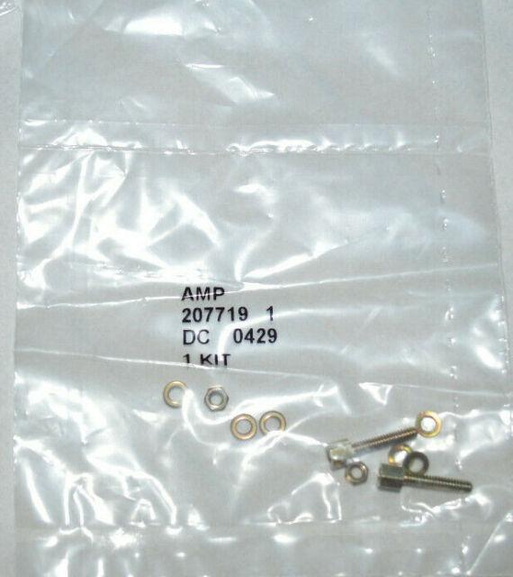 207719-1 AMP CONNECTOR SCREWLOCK FEMALE #4-40 2//BAG