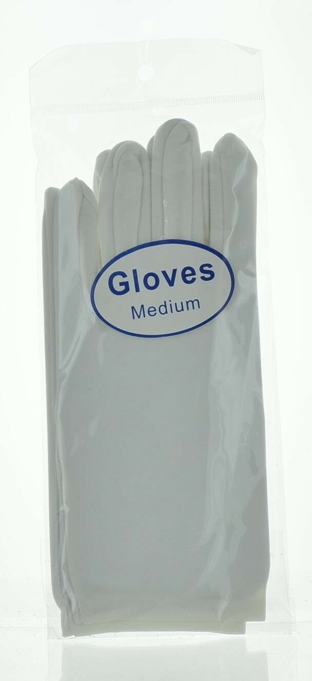 Kids White Gloves for Inspection Wedding Easter Driving Costume Many Sizes
