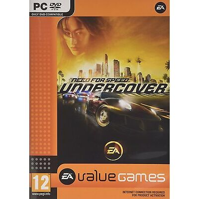 PC Computer Spiel ***** Need for Speed Undercover ***********************NEU*NEW
