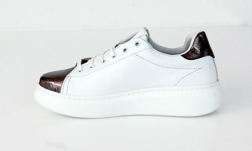 Nu2 sneaker Col Estate 2017 bianco c Donna Met grigio Alice Scarpe 207 rrnOHwfq45
