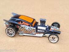 2012 Hot Wheels FANGULA 240/247 Code Cars LOOSE Midnight Blue