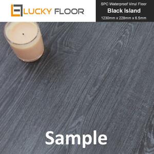 6-5mm-SPC-Hybrid-Vinyl-Flooring-Black-Island-Sample-Waterproof-Floorboard