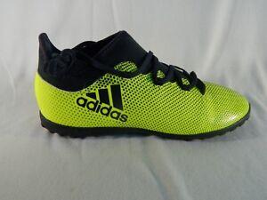 pretty nice 7052f 1b5fb Image is loading adidas-JR-X-Tango-17-3-TF-Yellow-