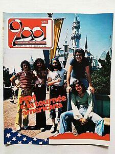 RARE CIAO 2001 38-1974 KISS +POSTER MOTT THE HOOPLE -BILLY COBHAM-DUKE ELLINGTON