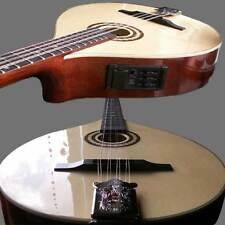 Irish Bright Bouzouki with pick-up and EQ-System, made of solid wood