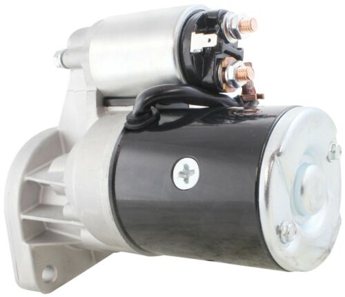 New Starter 12V Massey Ferguson replaces M2T50181 M2T52081 M002T50181 M002T52081
