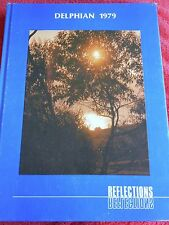 1979 ROLLING HILLS HIGH SCHOOL DELPHIAN REFLECTIONS YEARBOOK TRACY AUSTIN TENNIS