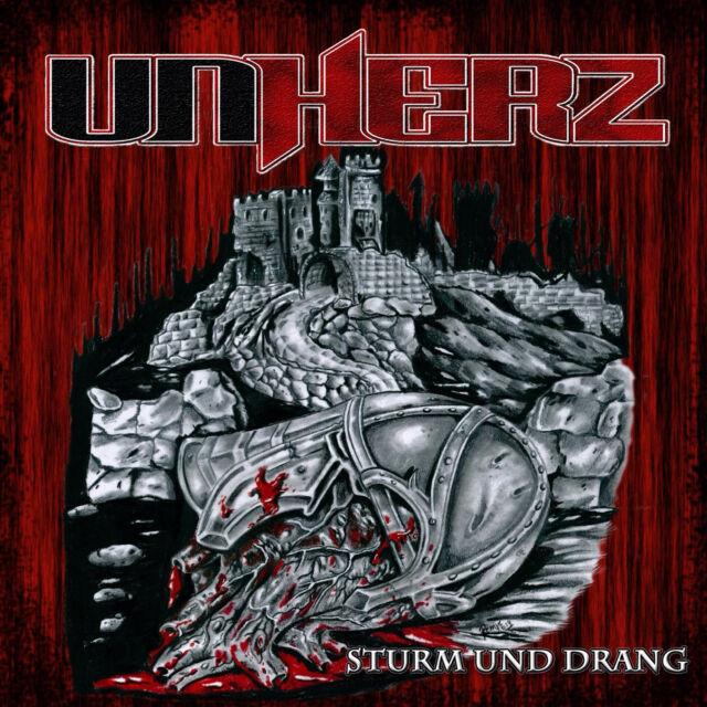 UNHERZ - Sturm Und Drang - Digipak-CD - 205832