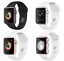 Apple-Watch-Series-1-38mm-Aluminum-Case-Space-Gray-Silver-Gold-Rose-Sport-Band thumbnail 1