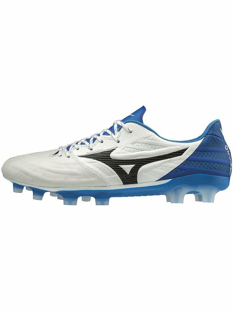MIZUNO Soccer Football Spike zapatos REBULA 3 ELITE P1GA1962 blanco US9(27cm)