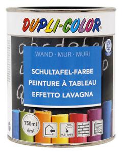 Tafellack Farben dupli color 368110 schultafelfarbe tafellack schwarz 750ml ebay