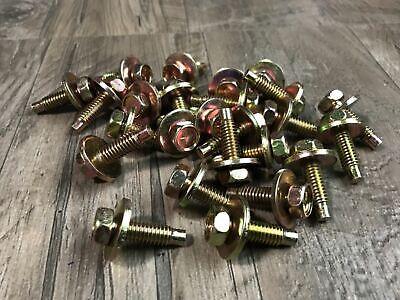 Ford Mercury fender under hood bolts 5//16-18 x 1-1//16