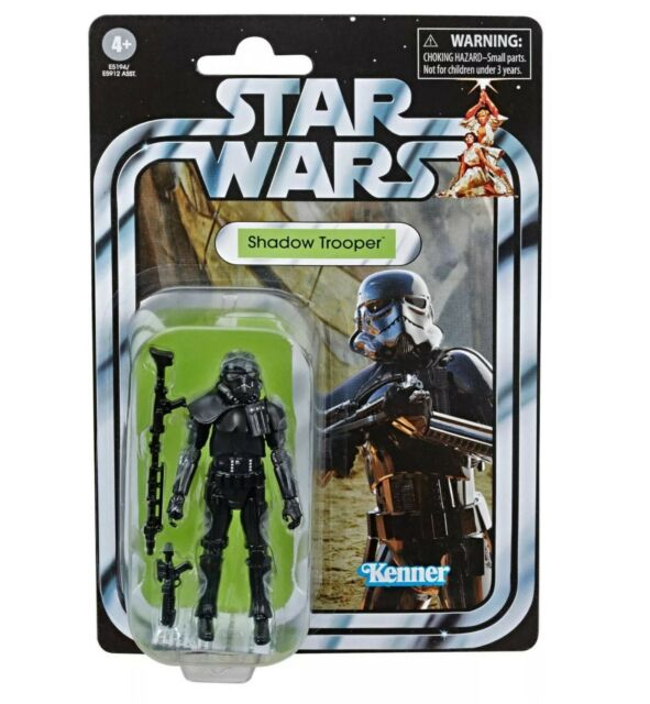 """2019 STAR WARS 3.75/"""" INCH THE VINTAGE COLLECTION VC163 SHADOW TROOPER MOC"""