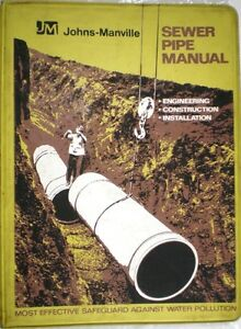 Johns-Manville-Sewer-Pipe-Transite-ASBESTOS-DUST-Installation-Manual-1970s