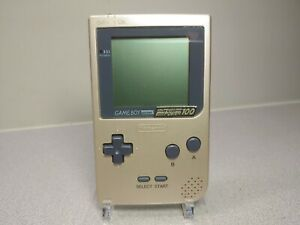 Gold-Nintendo-Power-100-Edition-Game-Boy-Pocket