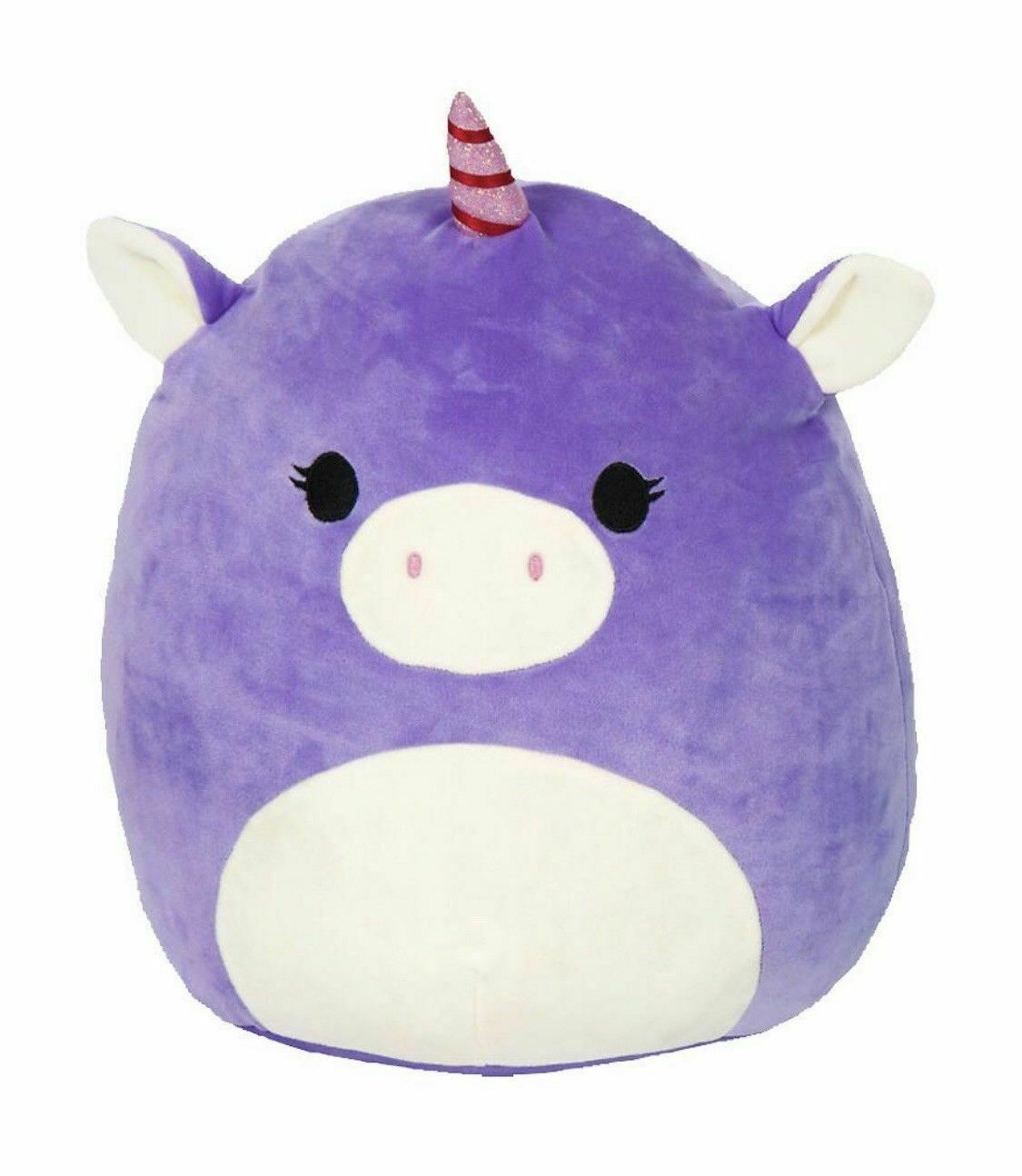 SQUISHMALLOW ASTRID  The lila Unicorn Pillow Stuffed Animal, 16