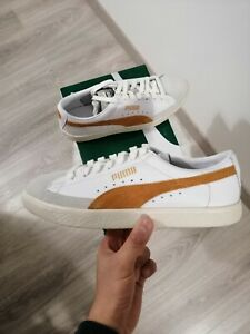 Puma sneakers Leather cuir Pointure 43. 90680 L