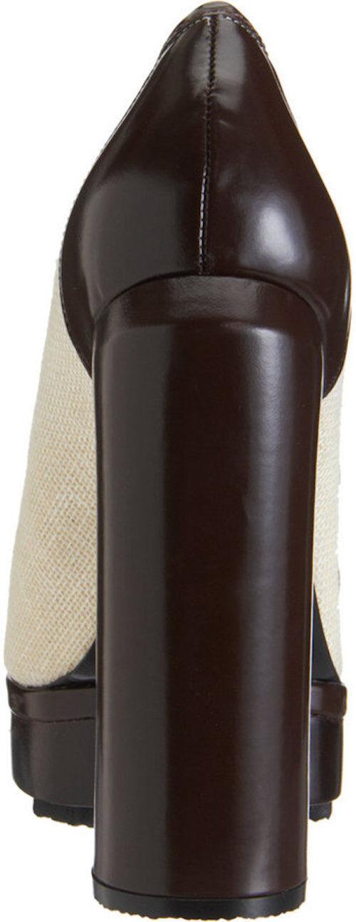 Carven mit Schnallen Slipper 6.5 Pumpen Größe Eu 37 Us 6.5 Slipper 187405